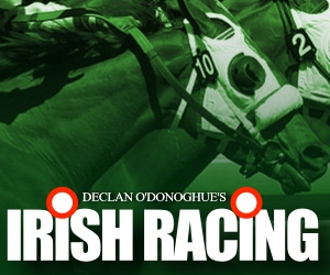 Declan ODonoghue - Irish Racing